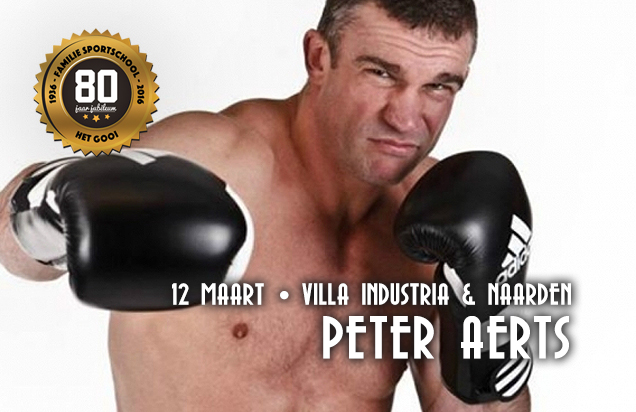 Peter Aerts; FIRST COME FIRST SERVED!